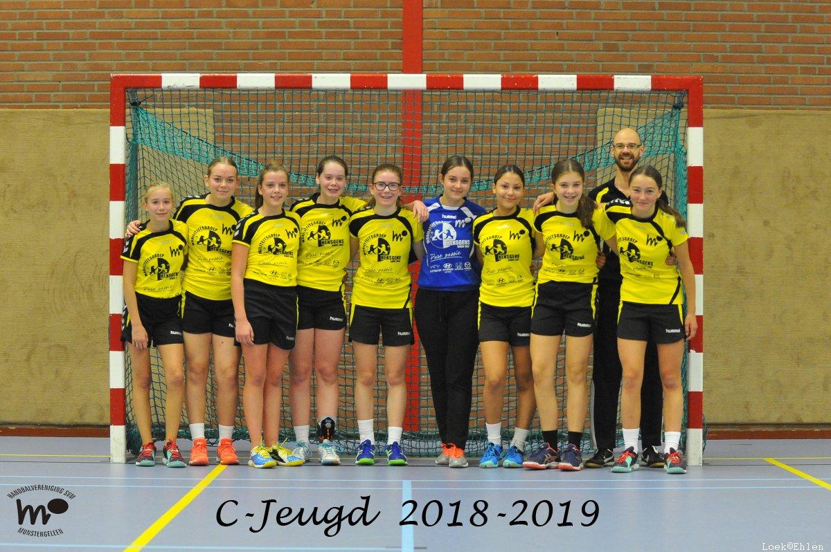 C-Jeugd 2018-2019
